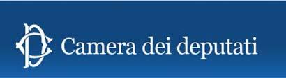 Siti istituzionali studio notaio guido vellani di modena for Logo camera deputati
